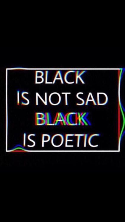 Wallpaper emo aesthetic tumblr cute love black (With