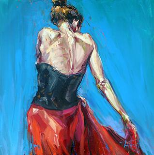 Jurij Frey: Flamenco
