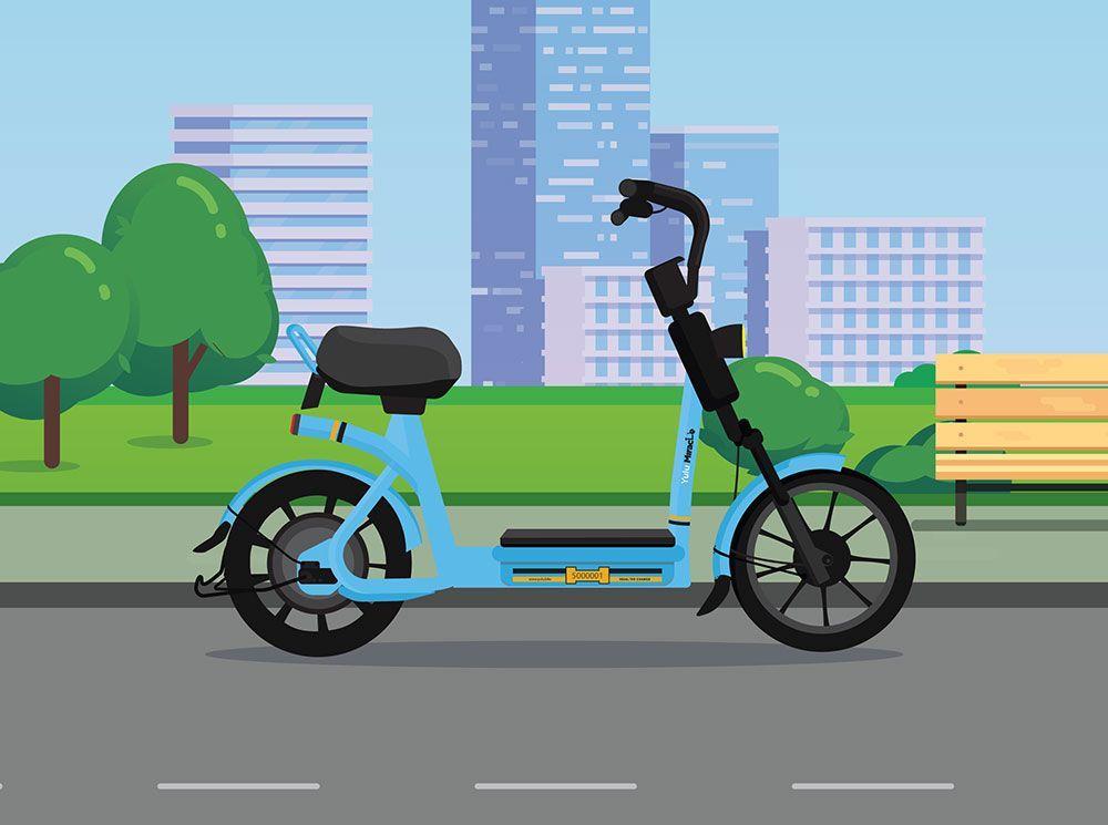 Bangalore S Public Bike Sharing Initiative Pbs Gets Yulu Miracle Bike Bike Share Public