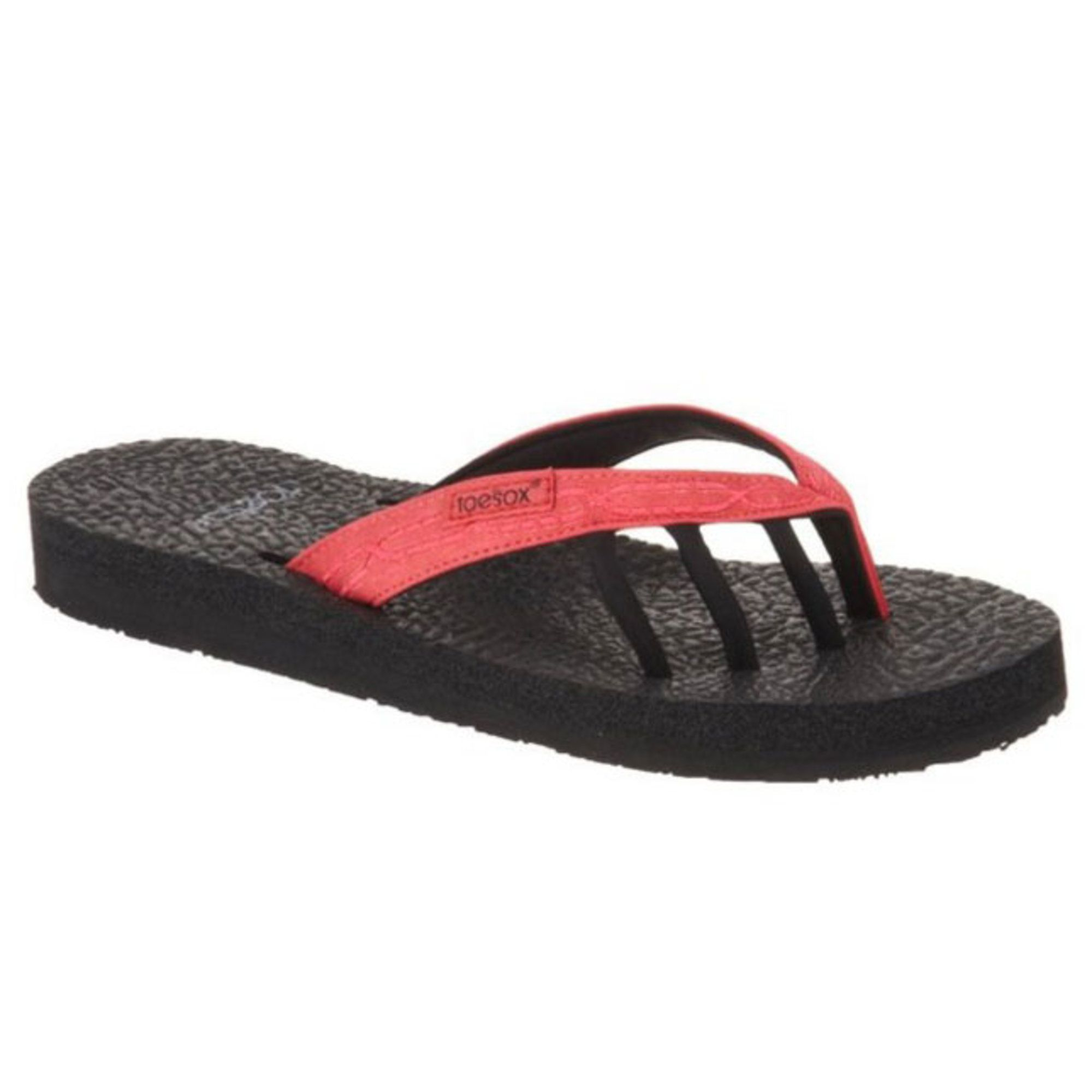 """9ff108a1fc Toesox Serena Five Toe Sandals: """"Toesox sandals are great, as they have the  slips between the digits which allow for better grip to the sandal and also  ..."""