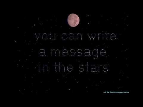 Starmessage Screensaver Current Moon Phase Romantic Messages