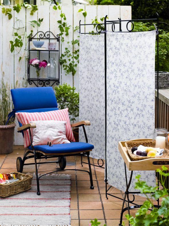 Balkon & Terrasse in Wohlfühloase verwandeln | Pinterest | Balkon ...