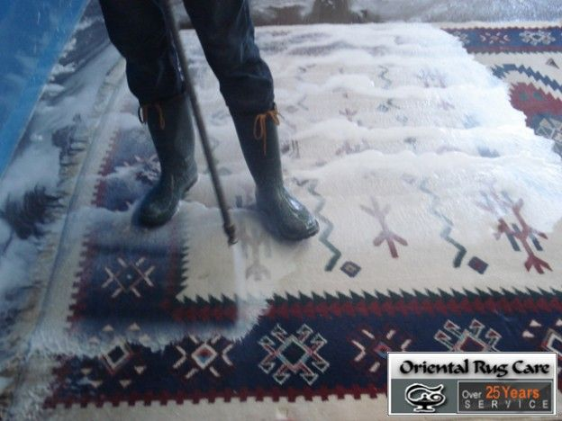 Oriental Rug Cleaning generally involves specialized focus caused by excessive wetness ranges and exposure to bright sunlight.