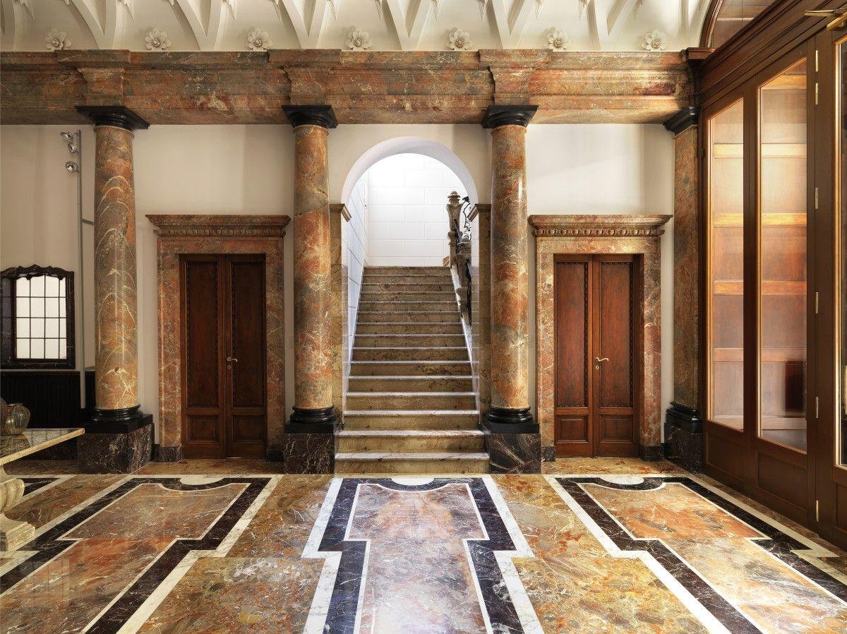 Piero portaluppi architect villa alberto zanoletti 9 via for Villa mozart milano