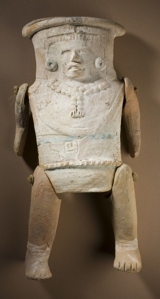 Male Figure with Articulated Limbs | LACMA Collections