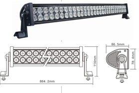 Black Diamond 15000 Lumens 180 Watt 31 Led Light Bars Off Road Led Lights Bar Lighting