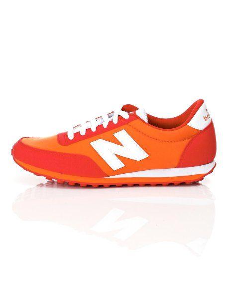 New Balance U410 D RRW Rouge Orange: : Chaussures