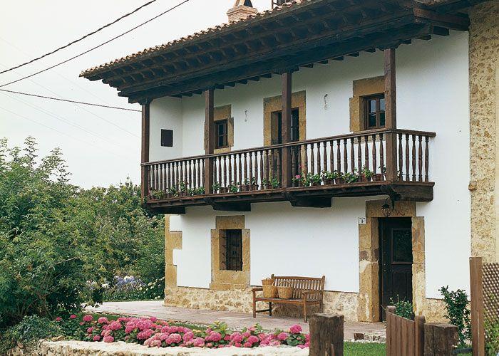 Barandas de madera rusticas buscar con google casa - Fachadas rusticas ...