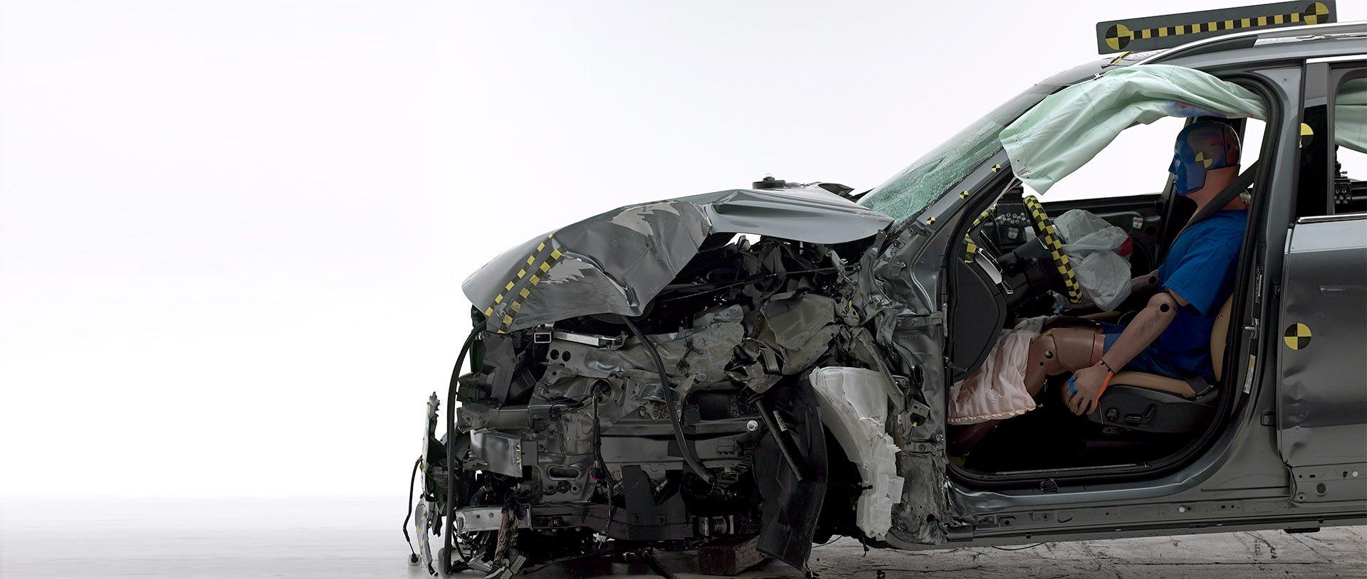 New Nhtsa Car Safety Ratings To Factor Crash Avoidance Tech