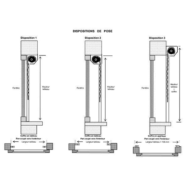 Resultat De Recherche D Images Pour Coupe Detail Volet Roulant