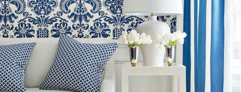 5 Unintended Ways To Use Wallcoverings Thibaut Wallpaper Designs Ashley Damask At Texas Paint