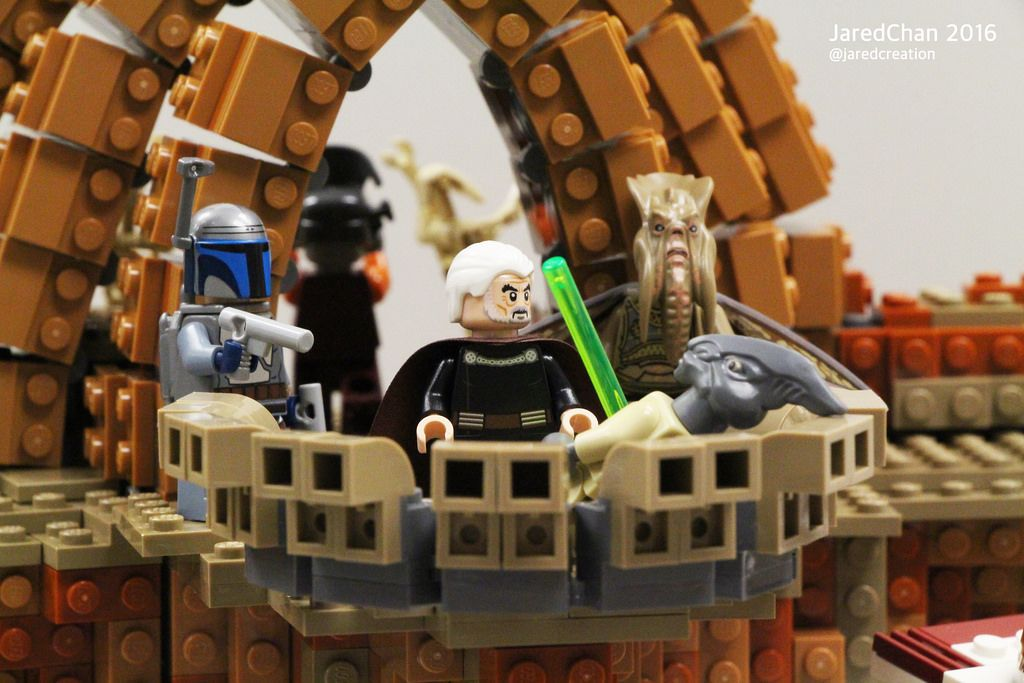 Star Wars Episode II: Attack of the Clones (Jared Chan) Tags: lego
