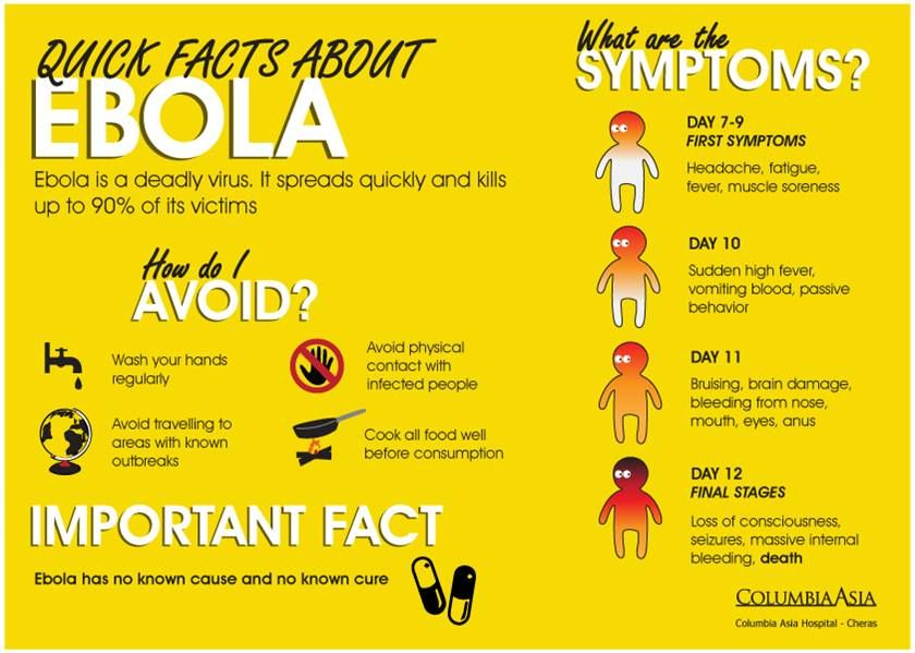 Quick Read On Ebola Facts