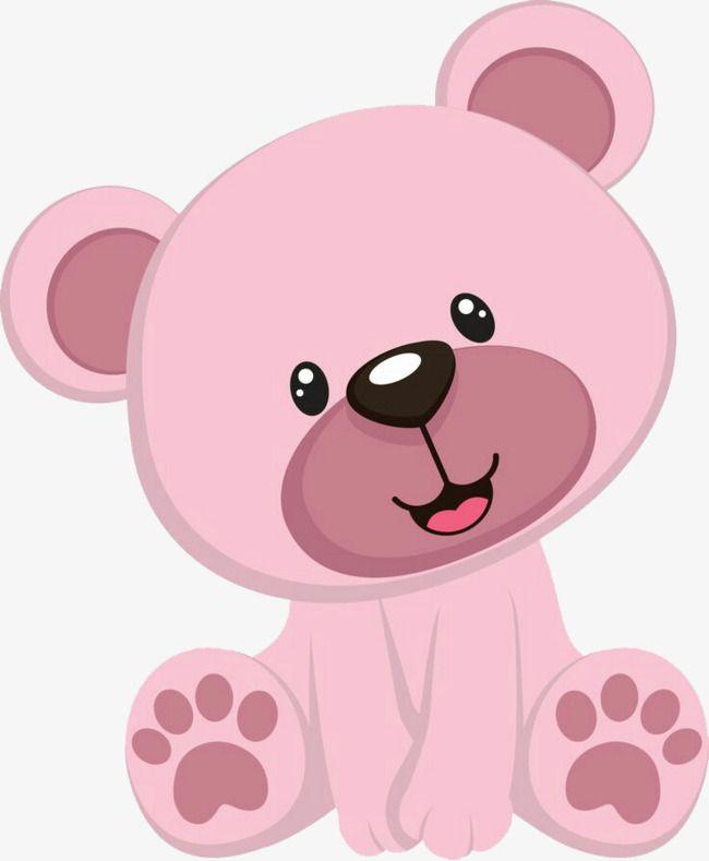 Bear pink. Pinterest