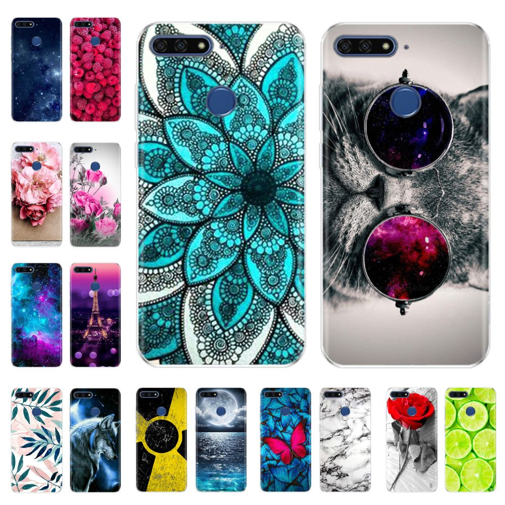 For Huawei Y6 2018 Case 5.7