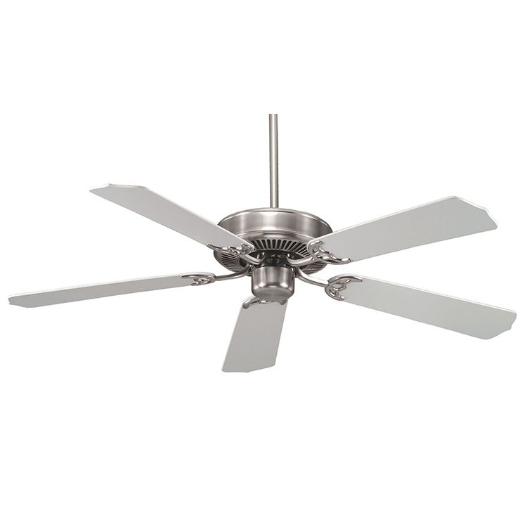 The Builder Specialty 52 Five Blade Ceiling Fan Ceiling Fan 52 Inch Ceiling Fan Savoy House