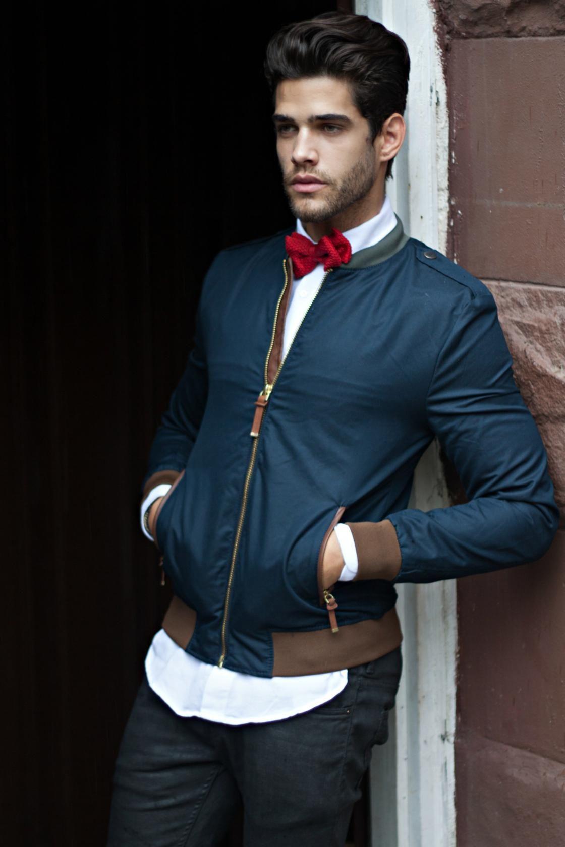 Landon Falgoust by Seth London. Follow my board #LesBeauxHabits for the best of men fashion: http://pinterest.com/chafernandez/les-beaux-habits/