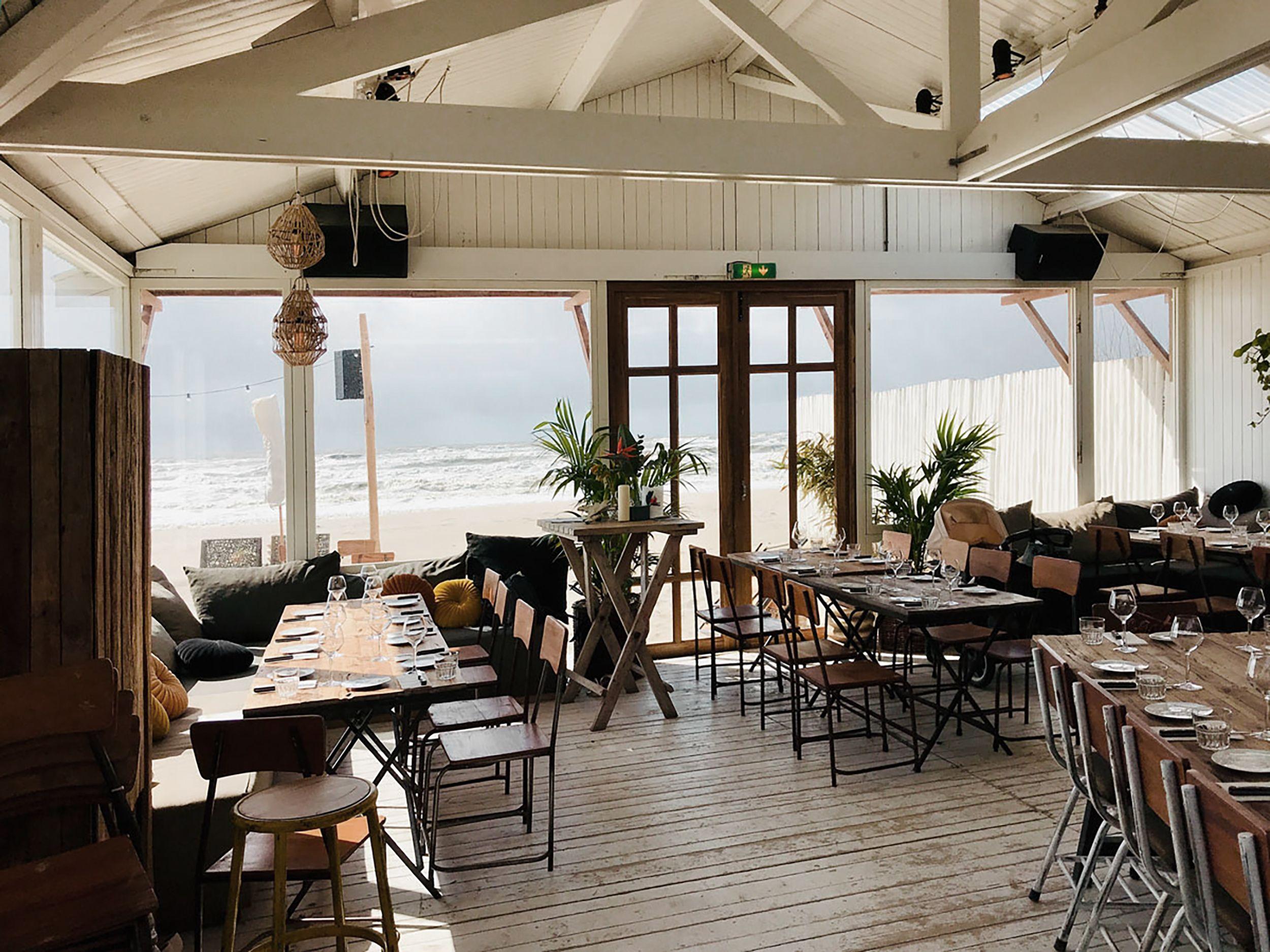 Hippie Fish Beach House Hochzeitslocation Zandvoort Niederlande Holland Schwingturen House Niederlande Holland