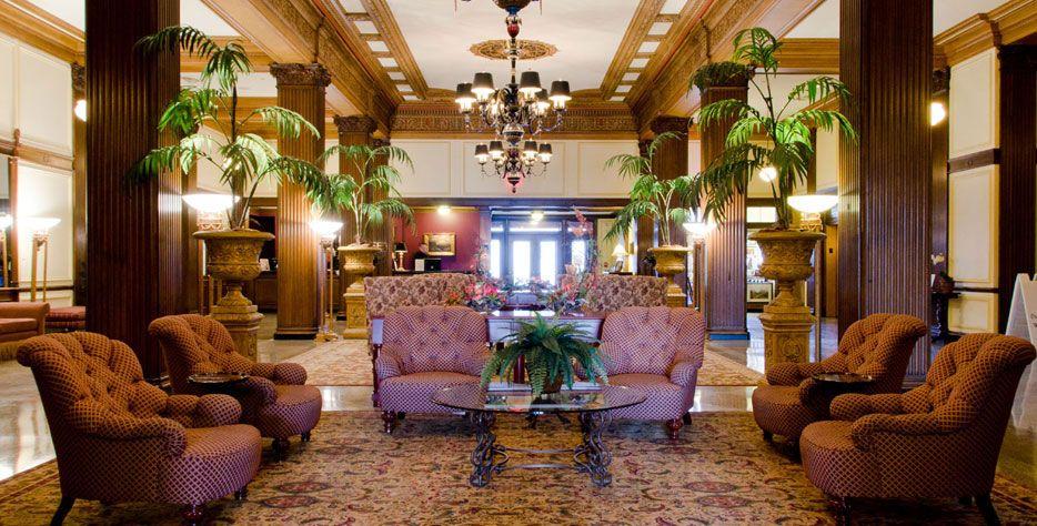 Walla Wa Marcus Whitman Hotel