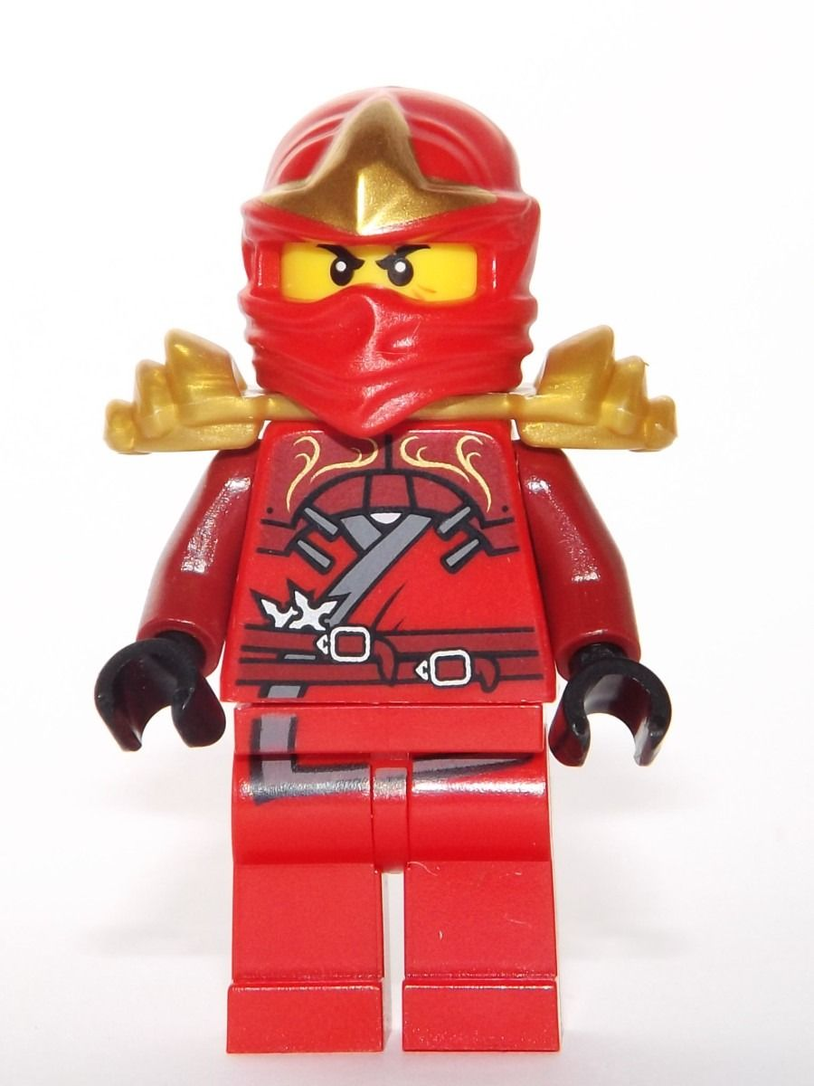 ninjago red ninja kai ninjago pinterest. Black Bedroom Furniture Sets. Home Design Ideas