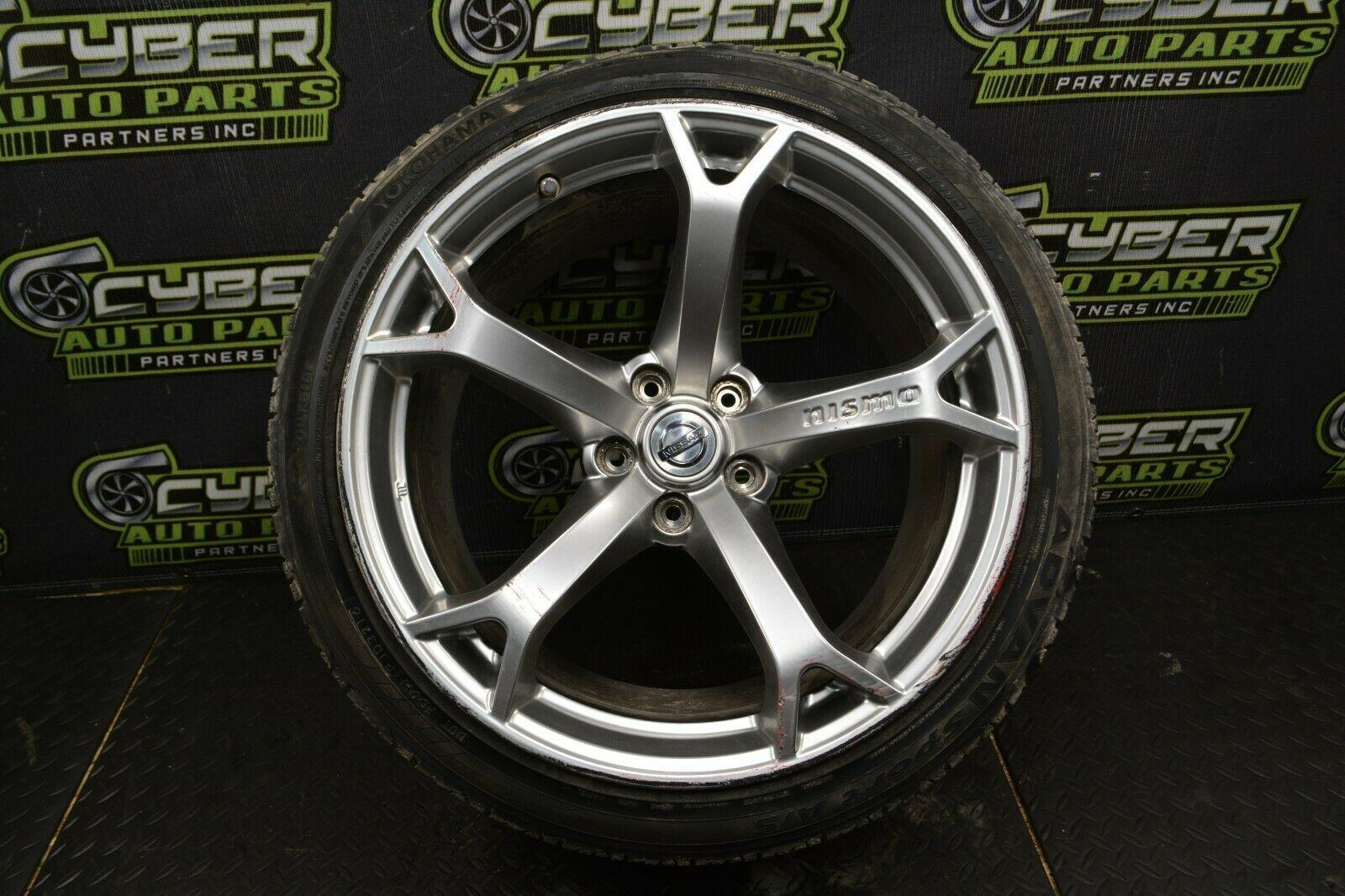 370z Nismo Wheels 370z Nismo Wheel Oem Wheels