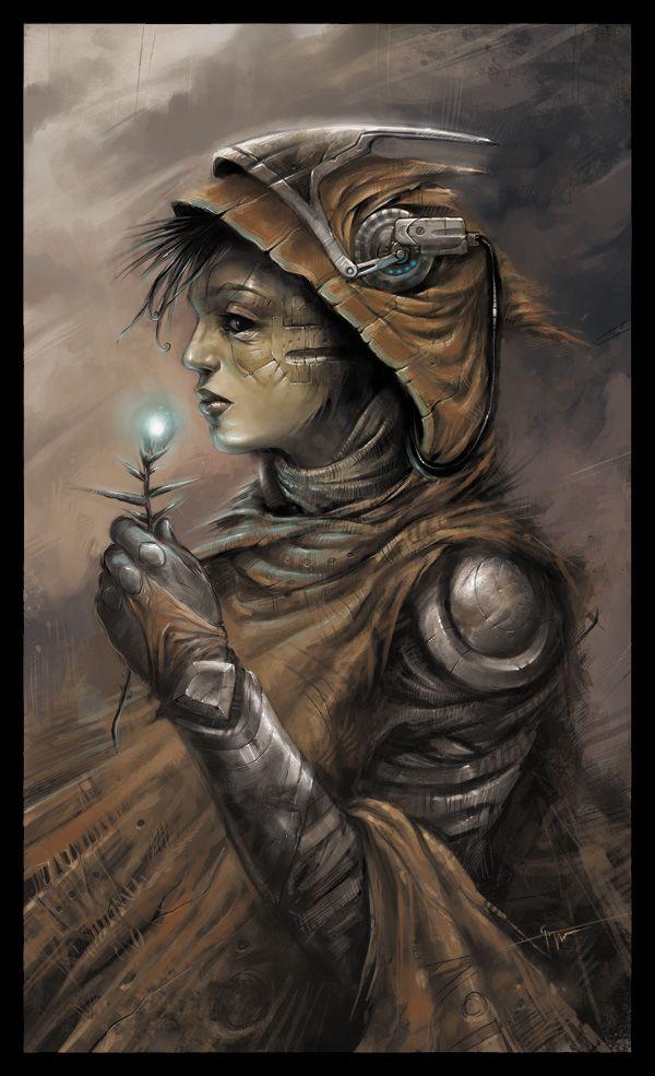 witch by ~czarnystefan on deviantART