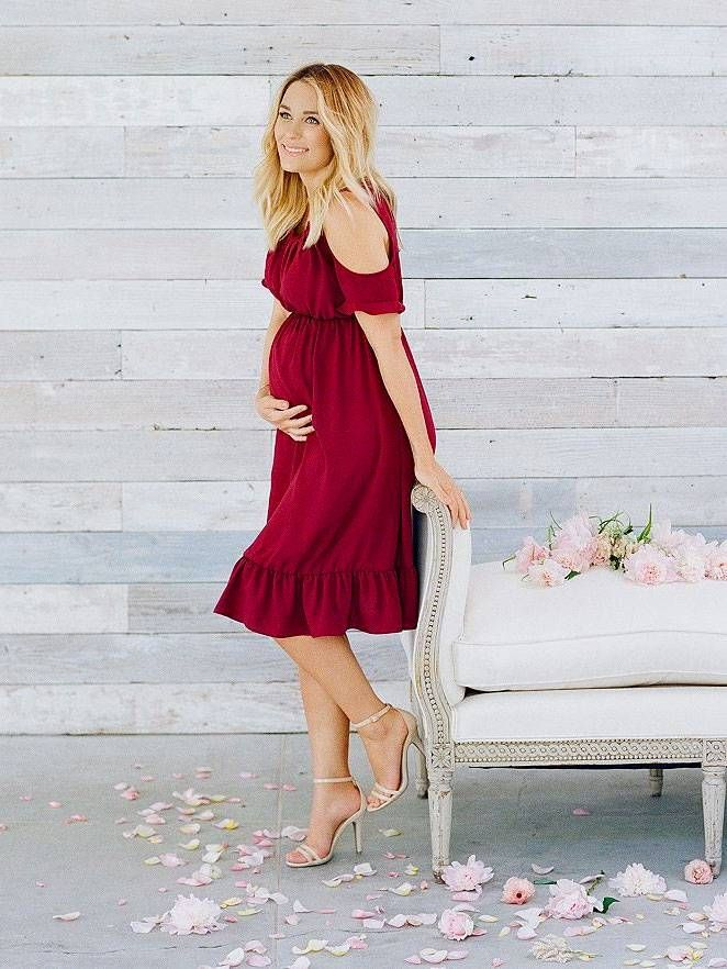 Lauren Conrad Launches Maternity Collection At Kohl S