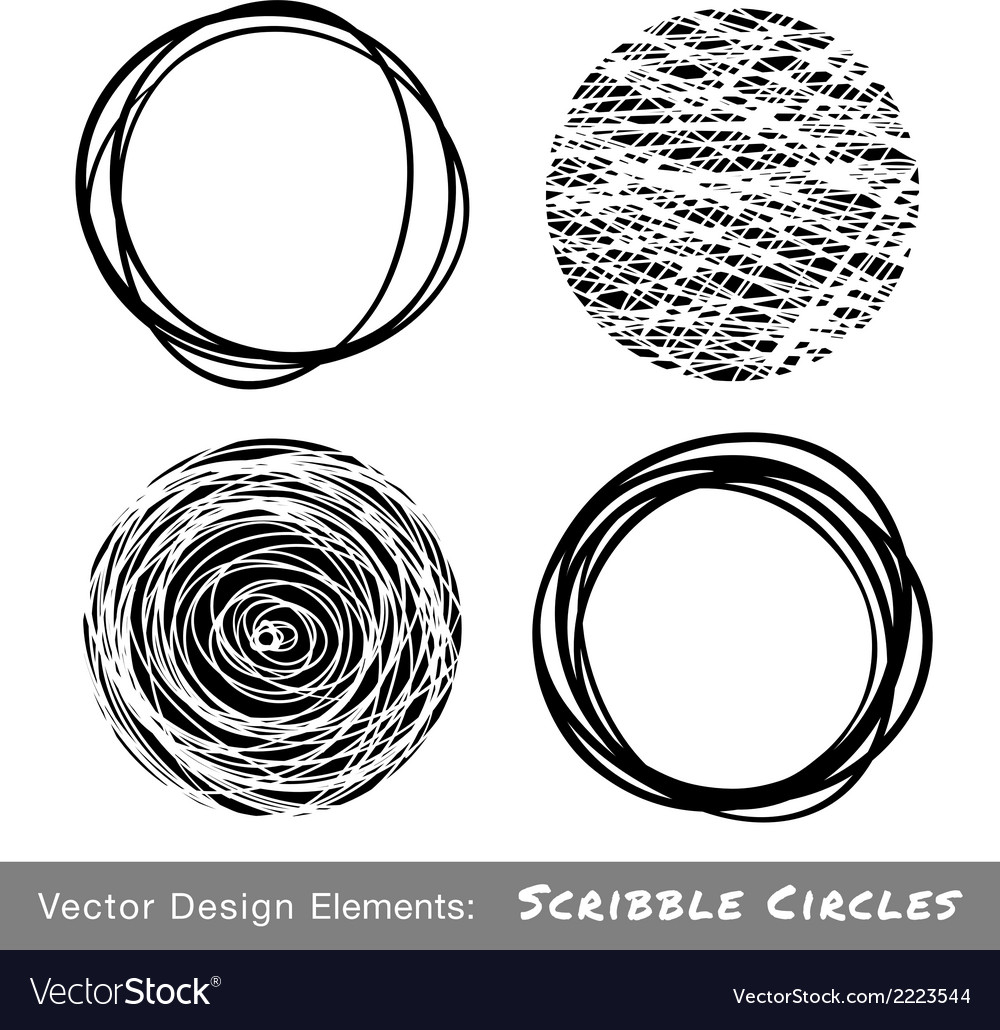 Scribbled Circle Svg Yahoo Image Search Results Halftone Design Vector Free Free Vector Images