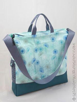 Sewing Tini | bolsos varios | Pinterest | Taschen nähen, Nähen und ...