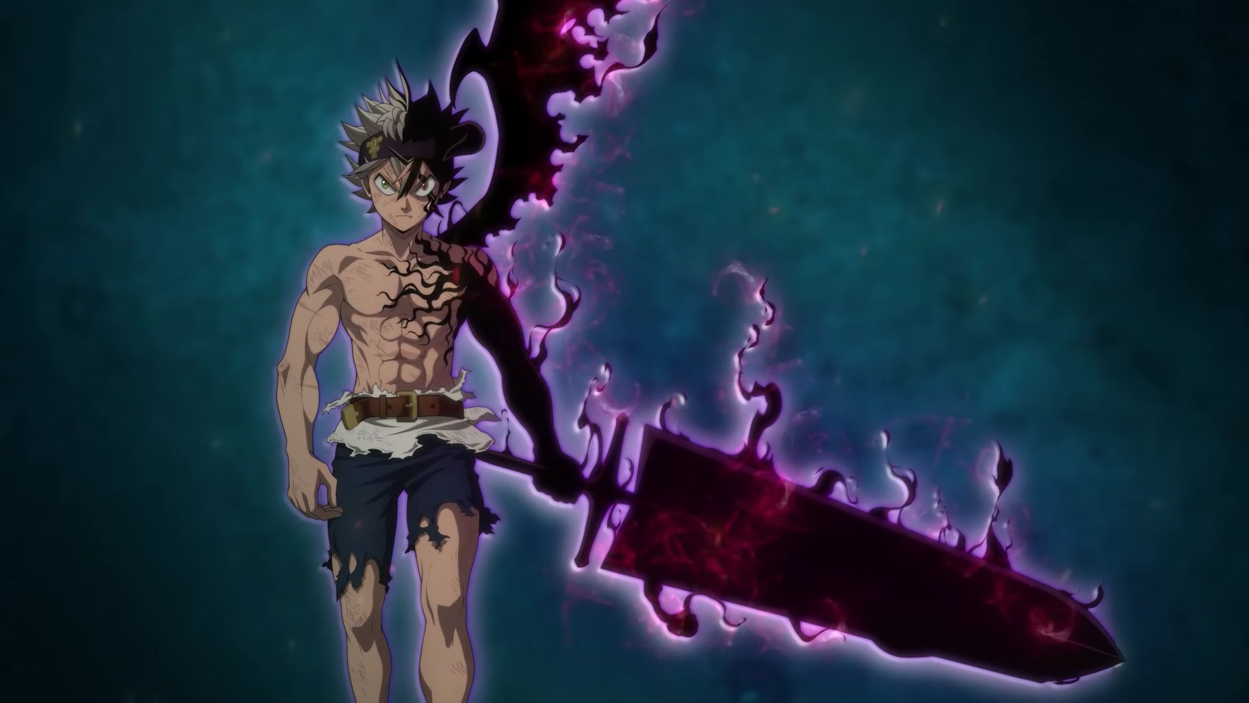 Black Clover Wallpaper For Mobile Phone Tablet Desktop Computer And Other Devices Hd And 4k Wallpapers Iphone 7 Wallpapers Wallpaper Anime Wallpaper