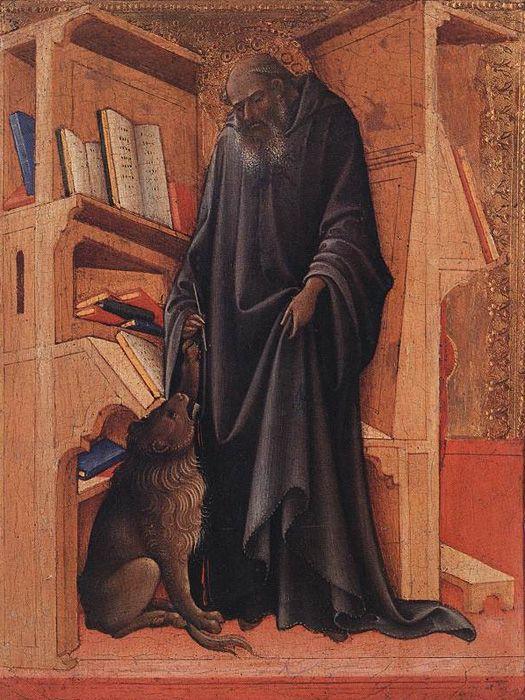 Epingle Par Colleccionprive Sur At Home Rooms En 2020 Histoire De L Art Saint Jerome Art