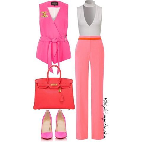 Pink Flamingo  #lotd #ootd #style #stylish #spring #styleinspiration #styleismyobsession #hermes #louboutin #chic #chanel #fashiondaily #fashionista #fashionable #fashiondiaries #stylist #slay #photooftheday #photooftheday #wardrobe #womensfashion #luxury #instachic #instadaily #instafashion #instastyle #instalike
