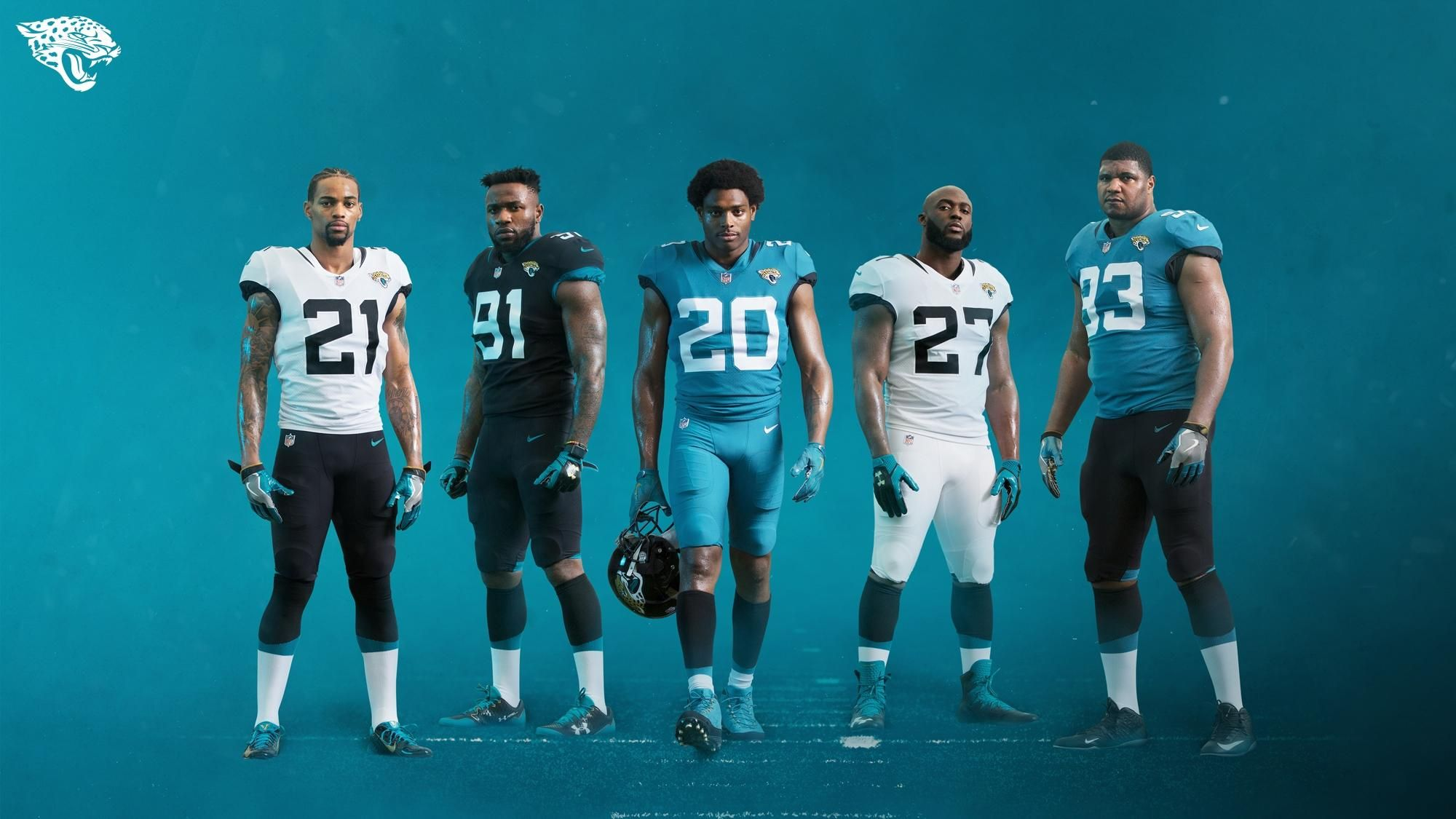 623075c5 Photos: Photos: Jaguars reveal new uniforms - The Florida Times-Union -  Jacksonville, FL