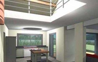 Plan De Maison Contemporaine Avec Mezzanine # 1 | plans | Pinterest ...