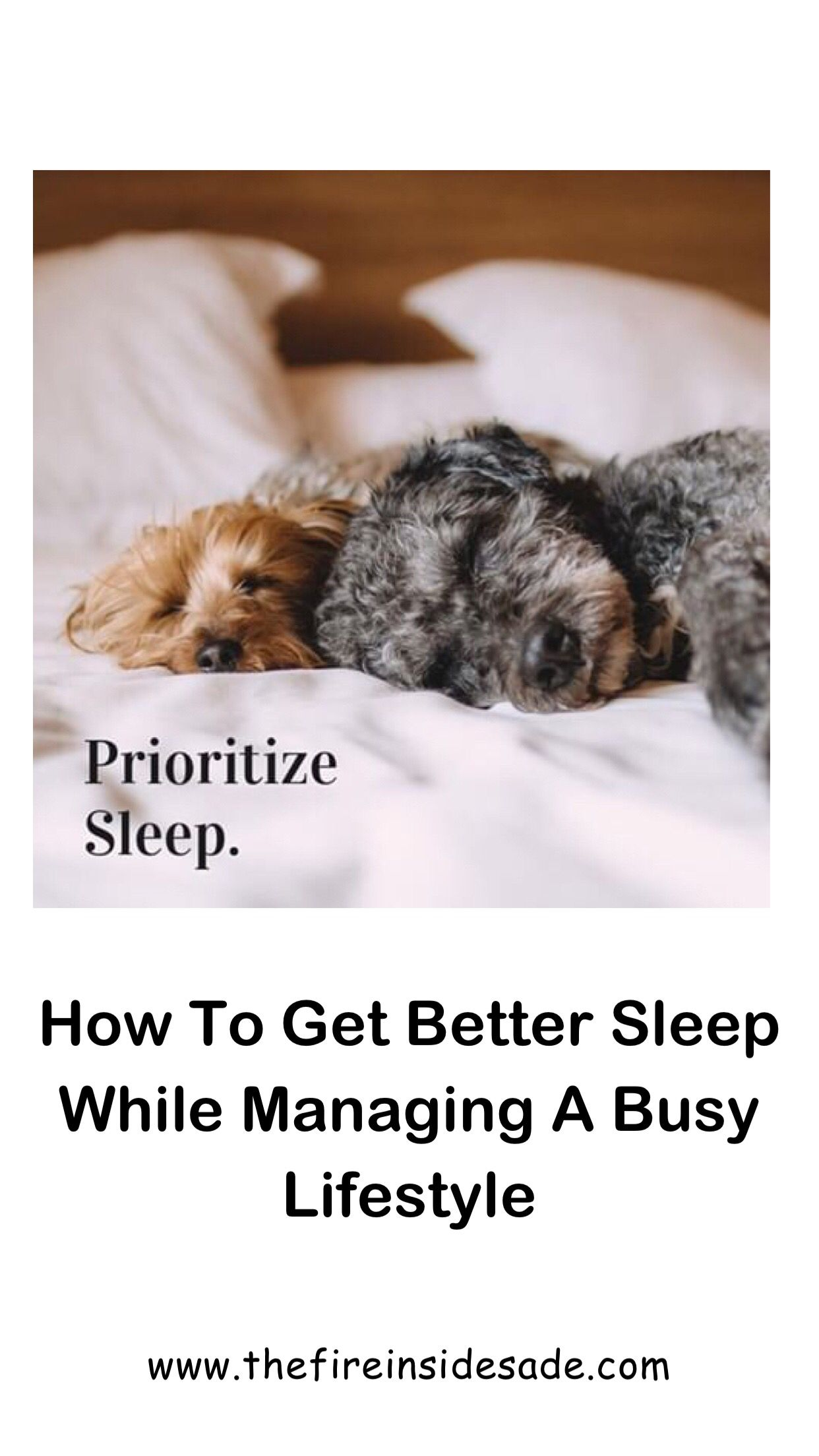 Daily Do S And Do Not S To Heighten Your Sleep Patterns
