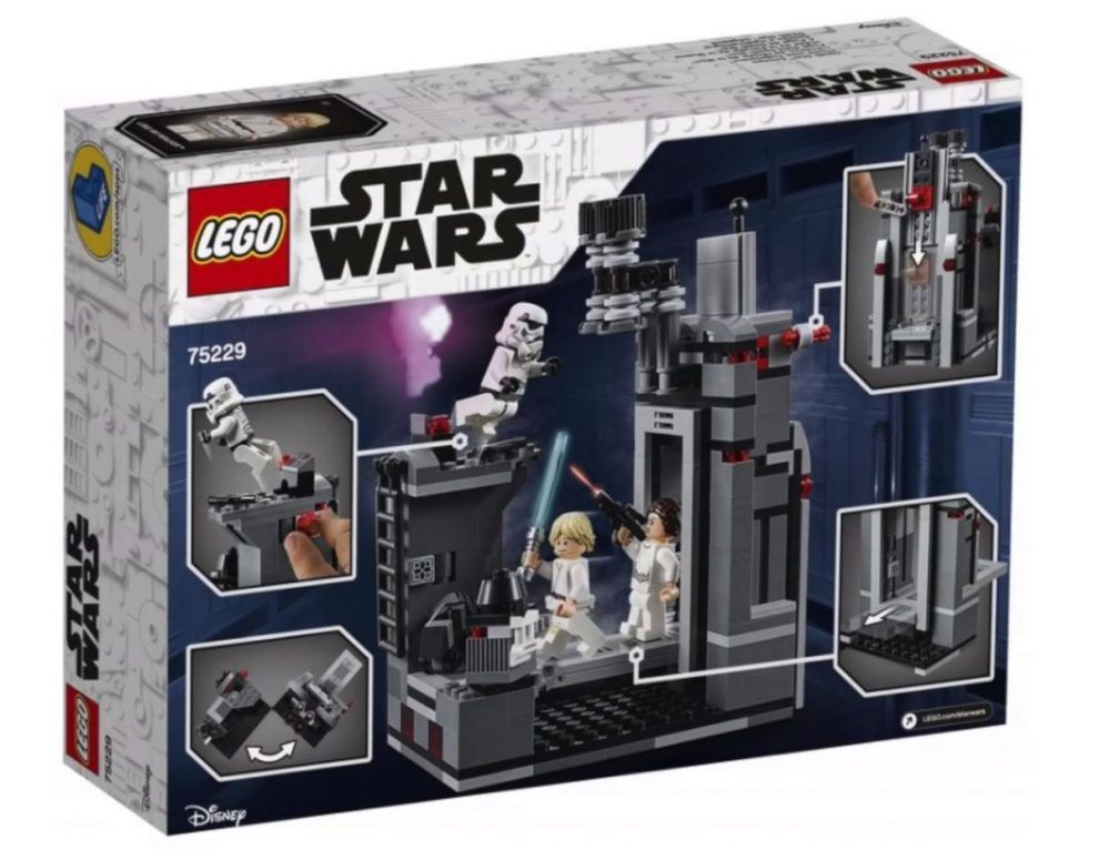 New 2019 Lego Star Wars Sets Leaked Legos Lego Death Star Lego