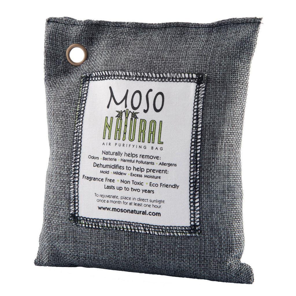 Moso Natural Air Purifying Bag Charcoal Best car air