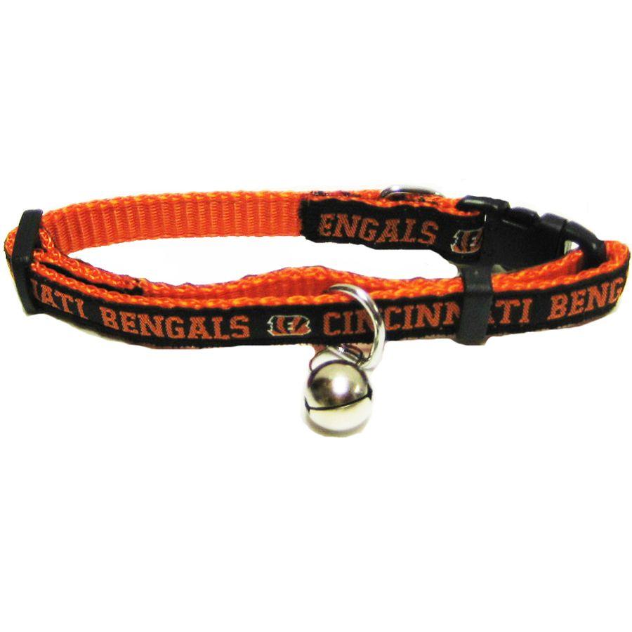 Cincinnati Bengals CAT Collar (With images) Breakaway