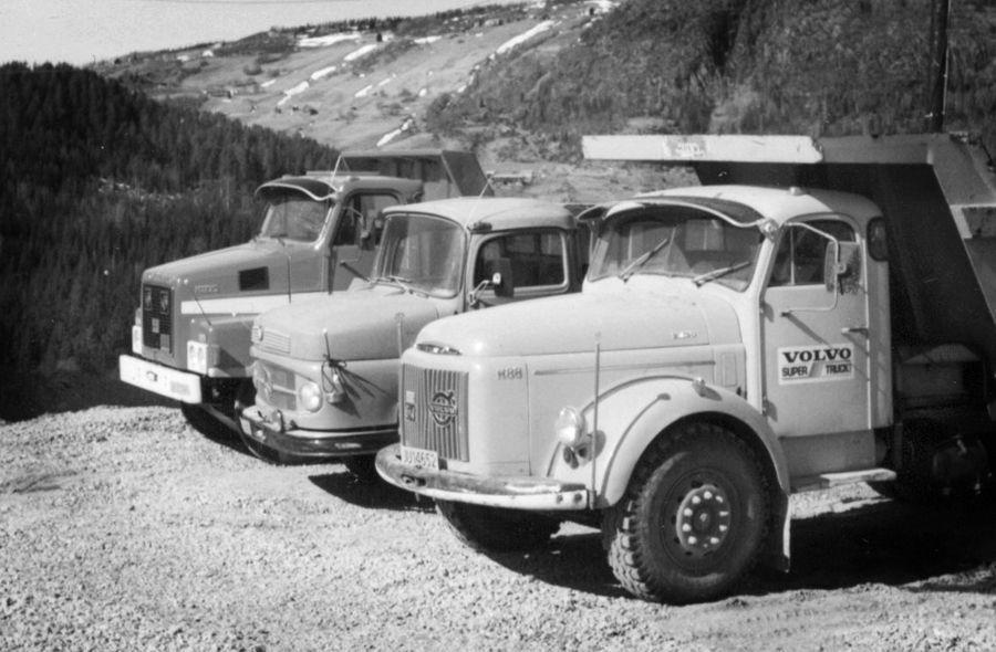 Oddvar Øygard AS :: Lastebiler