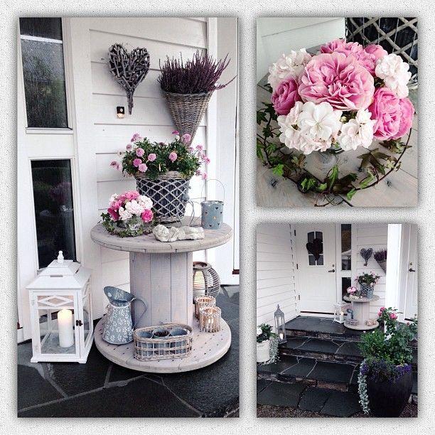 Photo of # dekorative blomster