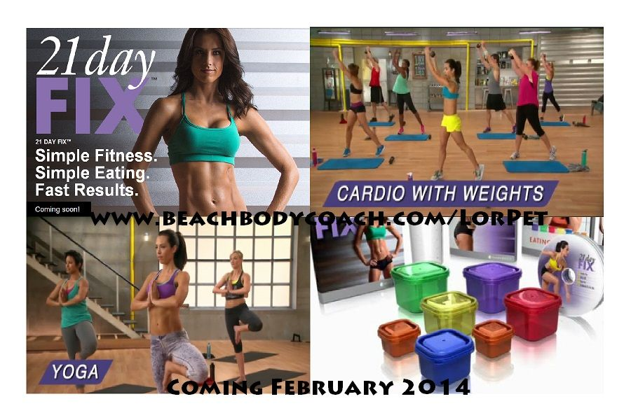 21-Day Fix is for everyone!