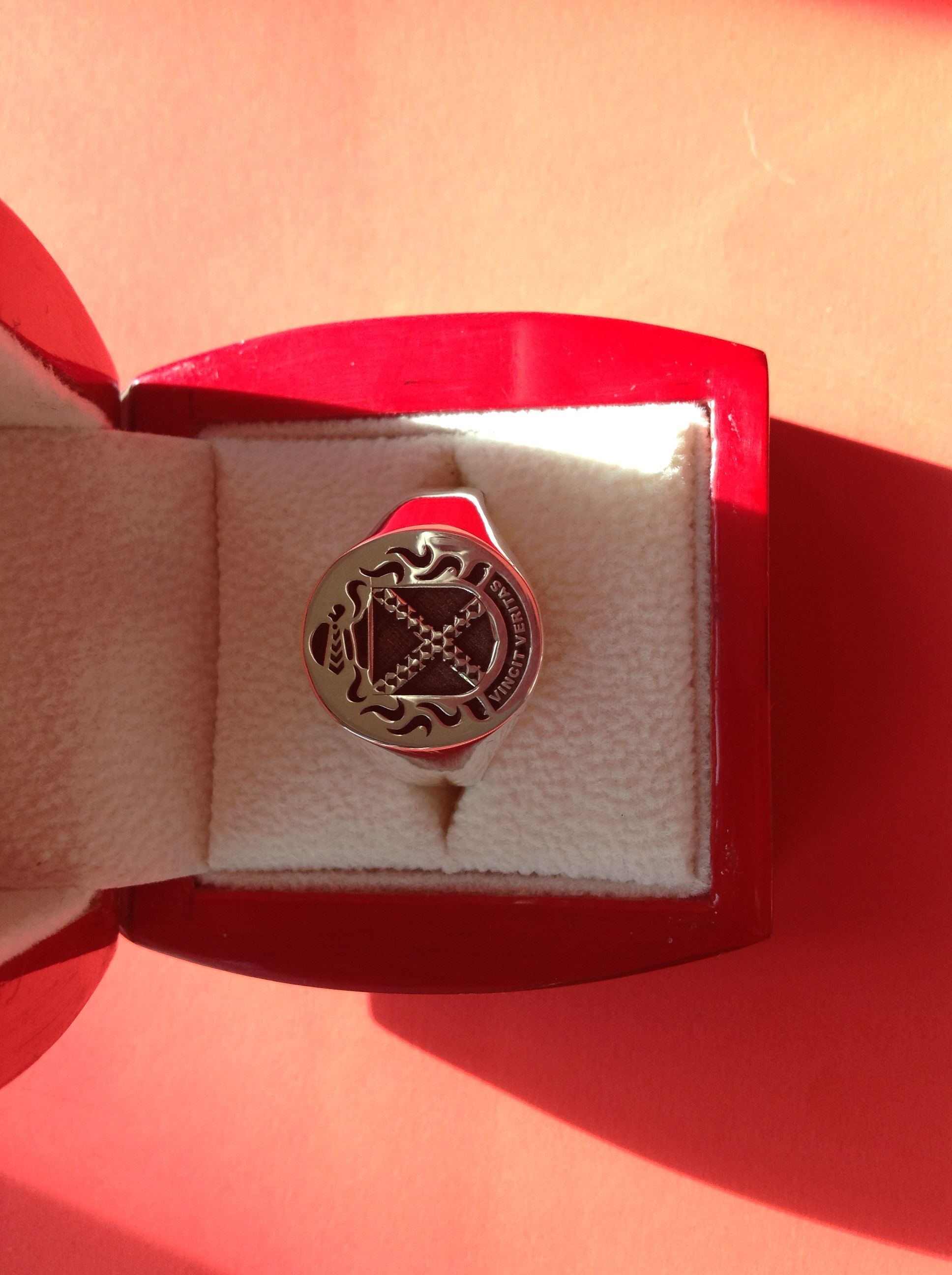 jewelry ring rings master j at english for silver id sale signet century crest