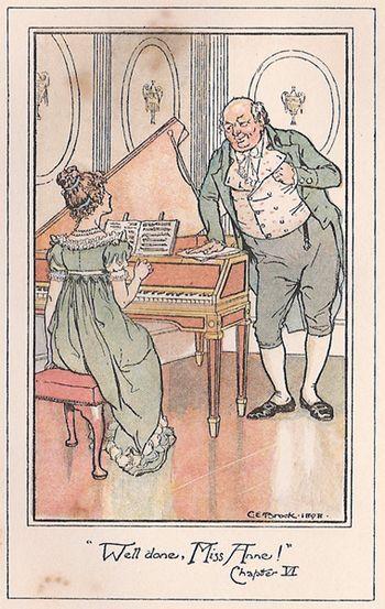Jane Austen - Persuasione, Vol. I - cap. 6 (6)