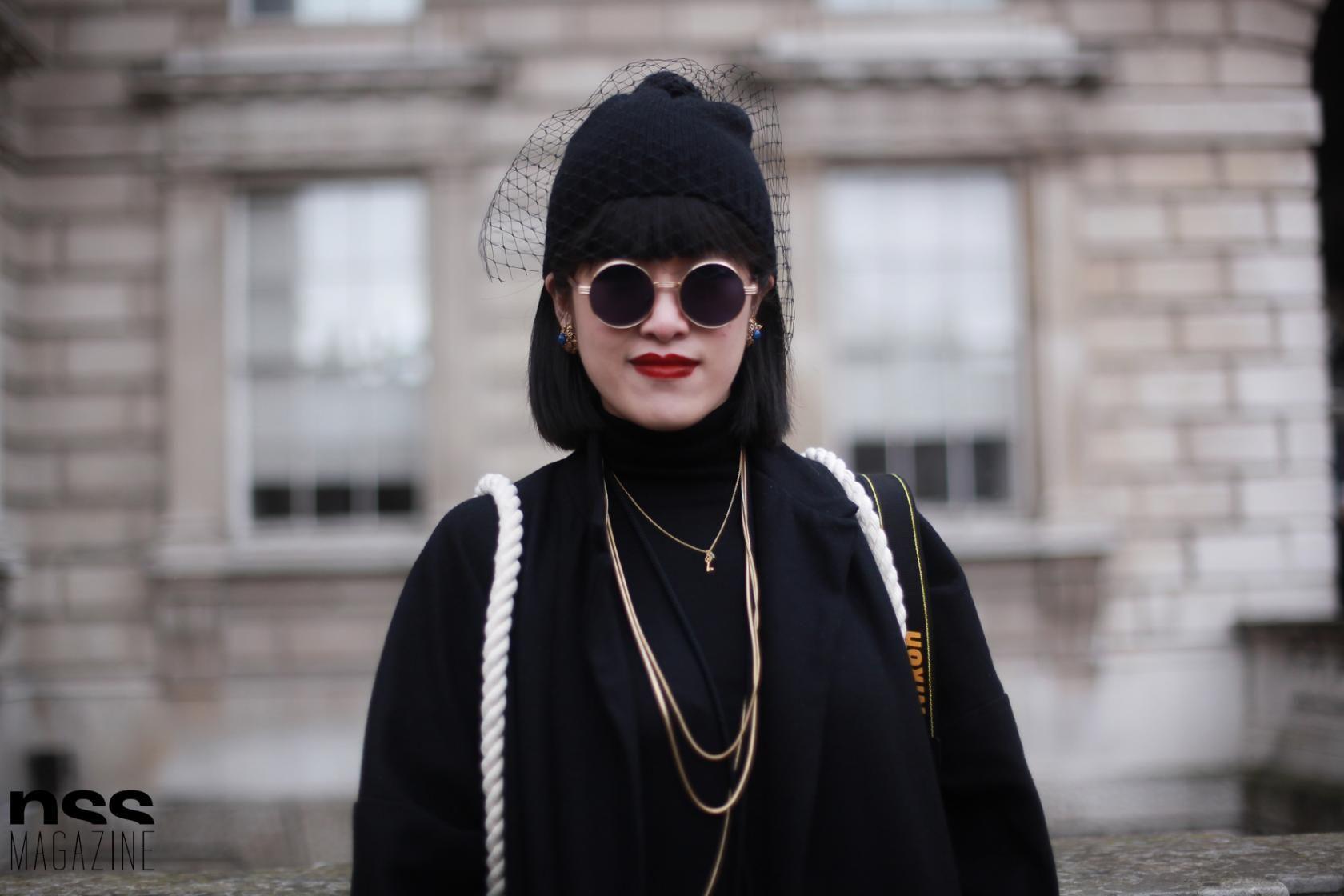 London Woman Fashion Week FW14 - First Part