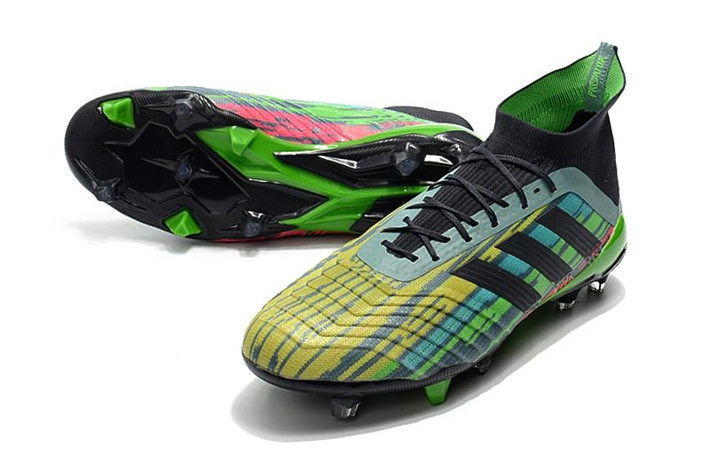 Frente al mar solo sistemático  adidas Predator 18.1 FG Zapatillas de Fútbol 2018 - Colores | Adidas  predator, Adidas, Zapatillas de fútbol