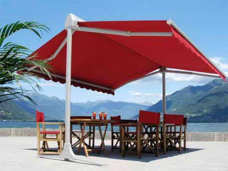 Incroyable Large Patio Umbrellas | Decorative Kitchen Cabinets : Small Kitchen  Decoration Ideas On Budget .