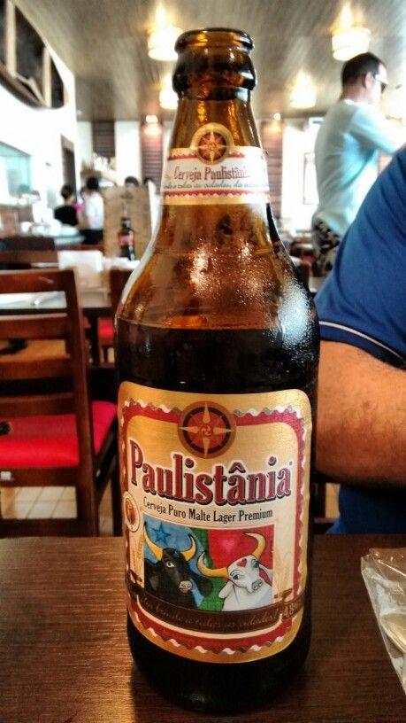 Cerveja Paulistânia
