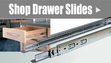 A H Turf Specialties Inc Cabinet Slides Drawer Slides European Mount