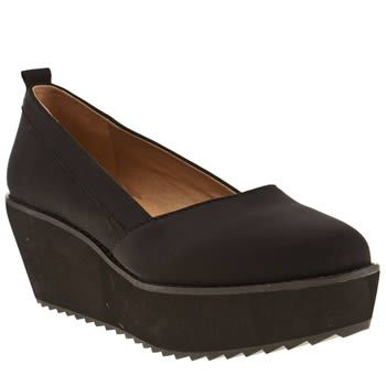 check out 584ee 725c5 Women's Black schuh Maximo Wedge at schuh | Style. | Online ...
