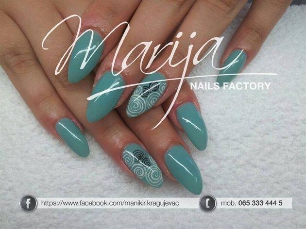 aleksandra by marija7 - Nail Art Gallery nailartgallery.nailsmag.com by Nails Magazine www.nailsmag.com #nailart